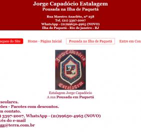 Jorge Capadócio Esta...