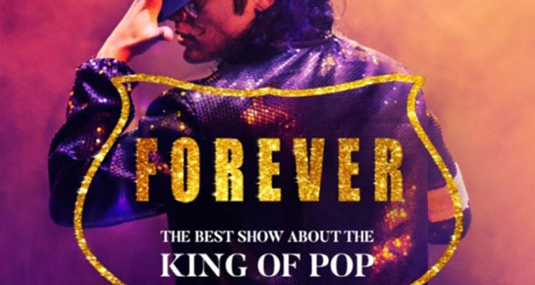 MICHAEL JACKSON – FOREVER KING OF POP