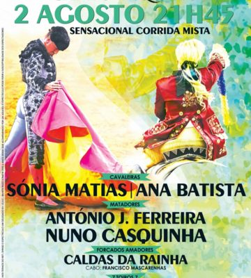 CORRIDA 2 AGOSTO