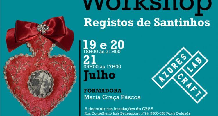 Workshop de Registos de Santinhos