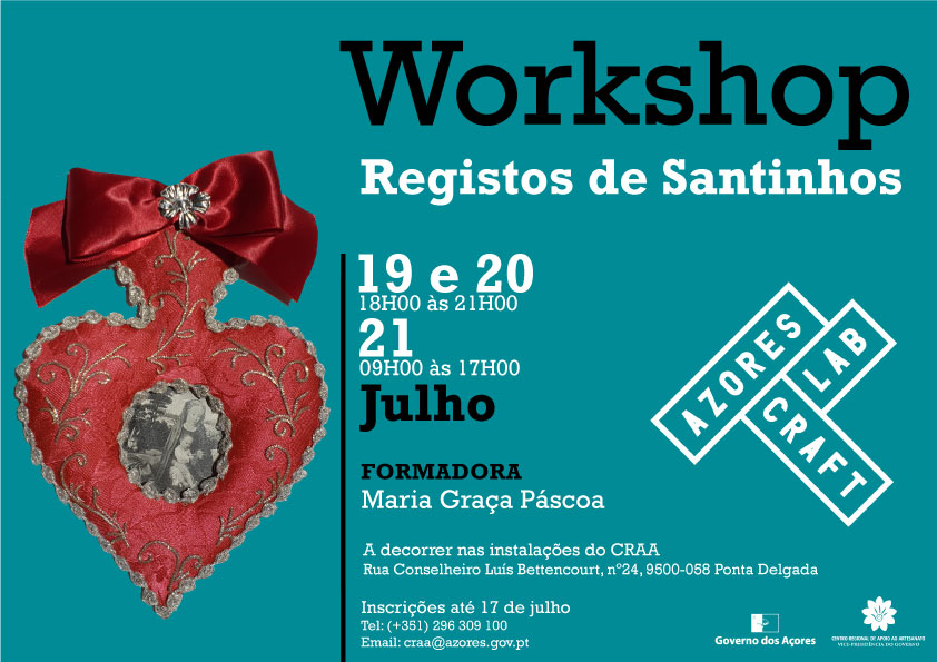 Workshop de Registos de Santinhos
