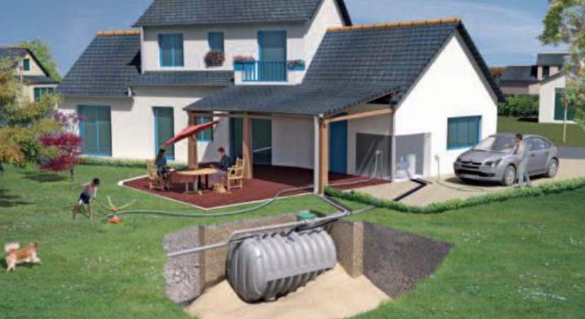 reservatórios para todos os tipos de águas e fossas sépticas