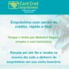 Empréstimo com Cartão – CardCredEmpréstimos