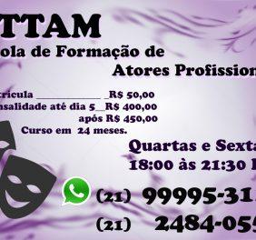 ETTAM – Escola de Formação Profis. de Atores
