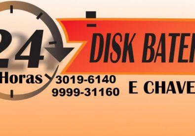 24h Disk Bateria e C...