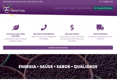 Açai Vitoria Fruit