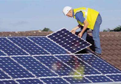 Energia solar Br