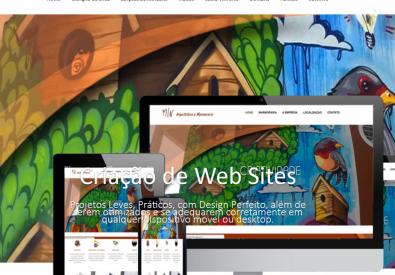 Criação de Sites, Fa...
