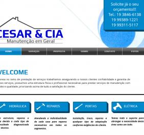 Cesar & Cia Man...