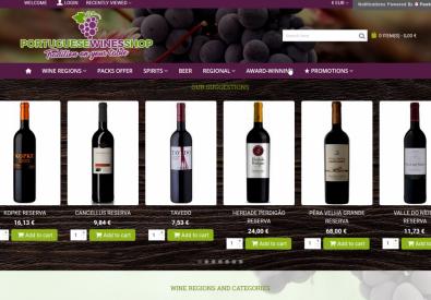 Portuguese Wines Shop