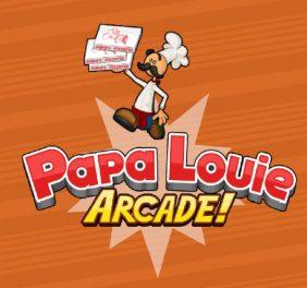 Papa Louie jogos