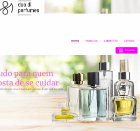 Venda de Perfumes