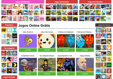 Jogos Online Gratuit...