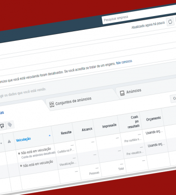 Webnario Tudo sobre Cloaker – Como manter uma consistência anunciando no Facebook