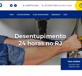 Dr Rio Desentupidora