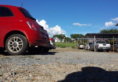 Estacionamento Pátio...