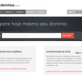 E-Dominios Registr...