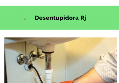 DESENTUPIDORA RJ