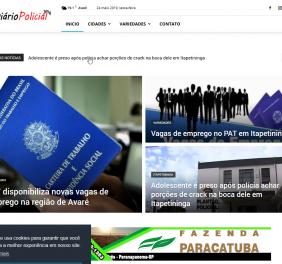 Jornal O Diário Poli...