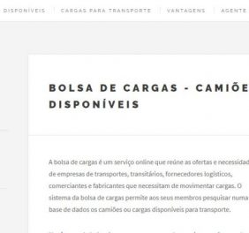 Bolsa de Cargas Port...