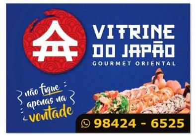 VITRINE DO JAPÃO