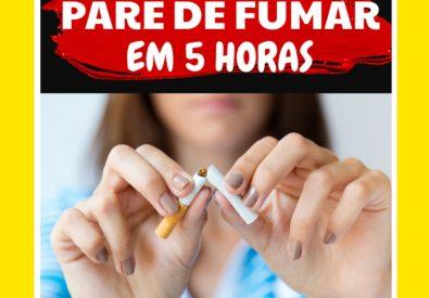 Pare de Fumar em 5 Horas
