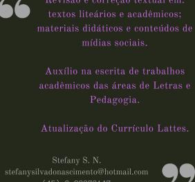 S.S. Assessoria Acad...