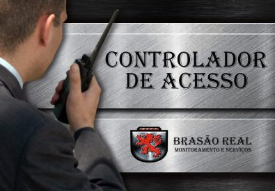 Brasão Real monitora...