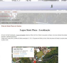 Lagoa Skate Plaza