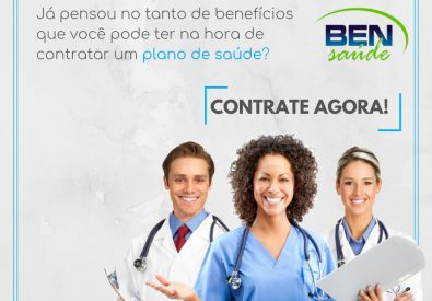 Ben Saúde – Corretora de Planos de Saúde