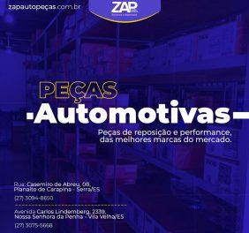 Zap Auto Peças – Dis...