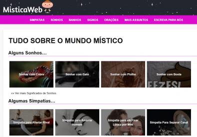MisticaWeb
