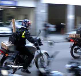 Motoboy São Paulo En...