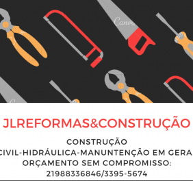 JLcontrução & R...