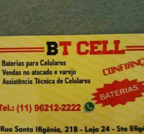 BT cell assistencia ...