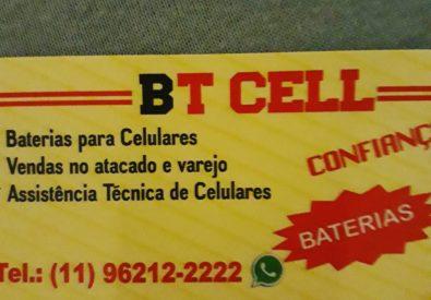 BT cell assistencia tecnica em celulares