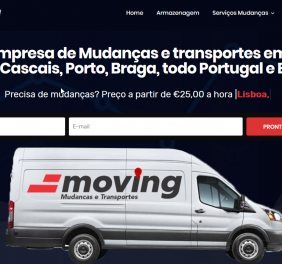 MOVING MUDANÇAS LISB...