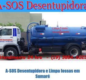 A SOS Desentupidora