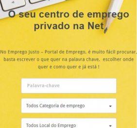 Emprego Justo Portugal