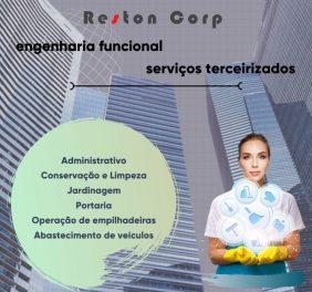RESTON CORP SERVICOS...