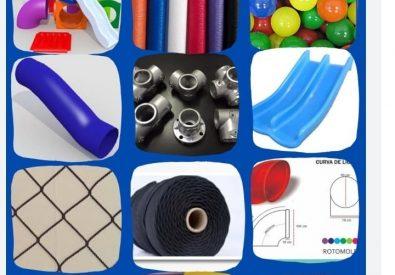 Isotubo, Bolinhas, Rede , Abraçadeiras, Conexões, tudo para brinquedão