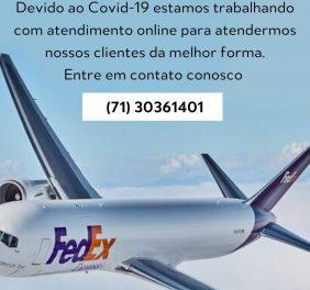 Correios Fedex Salva...