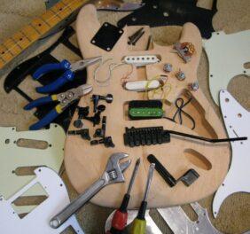 Curso de Luthier