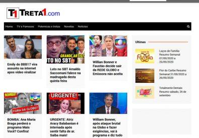 Treta1 Noticias da TV