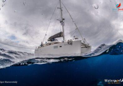 Saildive – Liveaboard Azores