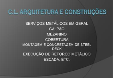 C.L. Arquitetura e C...