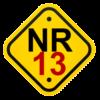 Tercal Engenharia NR13