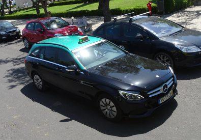 Táxis de Queluz