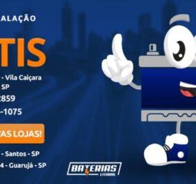 Baterias em Santos &...