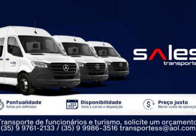 Sales Transportes